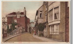 Kent; York Gate, Broadstairs PPC, 1937 PMK, To Mrs Hughes, Bedford Park, London