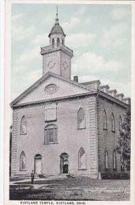 KIRTLAND , Ohio ,00-10s ; Kirtland Temple
