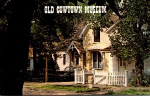 Kansas Wichita Marshall M Murdock House Old Cowtown Museum