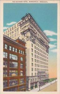 Minnesota Minneapolis The Radisson Hotel