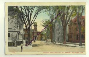 ft986 - Sheffield Scientic School , Yale , New Haven , Conn , USA  - postcard