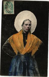 CPA BOULOGNE-sur-MER - Matelote en Costume de Féte (240065)