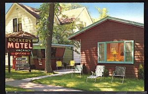 Roeker's Motel Wisconsin Dells WI