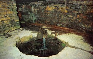 Sinking Spring at Lincoln's Birthplace Abraham Lincoln Birthplace Hodgenville KY