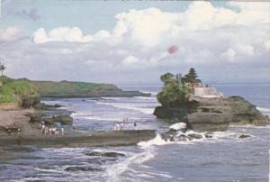 Coast Line , Tanahlot , Bali , Indonesia , PU-1971