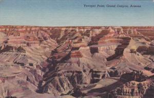 Arizona Grand Canyon Yavapai Point Curteich