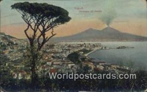 Napoli, Italy, Italia Panorama dal Vomero  Panorama dal Vomero