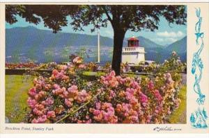 Canada Vancouver Brockton Point Stanley Park