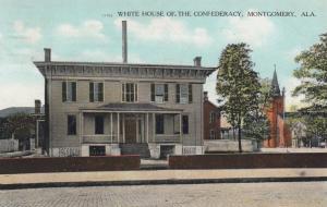 MONTGOMERY , Alabama , 1909 ; White House of the Confederacy