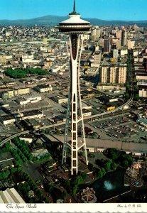 Washington Seattle The Space Needle