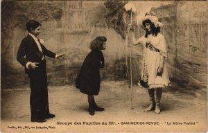 CPA PARIS 3e - Groupe des Pupilles du III. (56895)