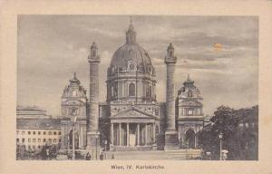 Wien , IV. Karlskirche , Austria , 00-10s