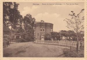 Paturages.-Entree du Bois de Colfontaine et la Tour du Lait Bure , Belgium , ...