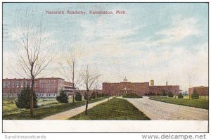Nazareth Academy School Kalamazoo Michigan 1910