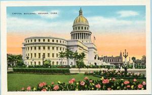 Cuba - Havana, Capitol Building