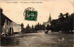 CPA Env. De DOLE vue générale du MONT-ROLAND. (247669)