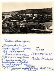 CPA AK SVISHTOV Vue generale BULGARIA (402986)