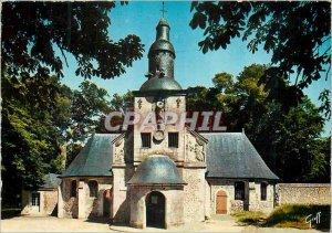 Modern Postcard Honfleur La Chapelle Notre Dame de Grace