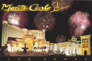 Monte Carlo Resort and Casino, Las Vegas, Nevada, United States, 40's-60's