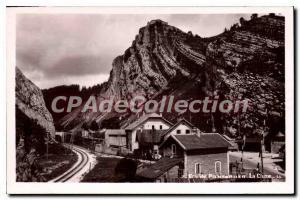Old Postcard Pontarlier La Cluse