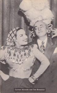 Tom Brennan and Carmen Miranda Brennan's Breakfast In Hollywood