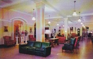 New Jersey Denville St Francis Health Resort Lobby Interior