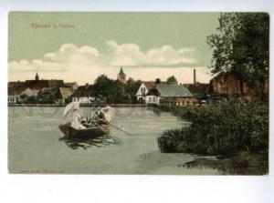 147231 Czech Republic TYNISTE n. ORLICI Vintage postcard