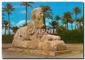 Old Postcard Giza The Sphinx of Sakkara