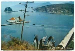 Greece, Corfou, Corfu, Ulysses Isle and Monastery of the Vlachernes, used