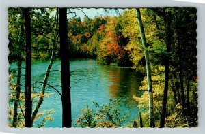 Bancroft ON- Ontario, Natural Scenic View, General Greeting, Chrome Postcard