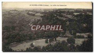 Postcard Old Hem Le Bourg La Vallee du Guemontet