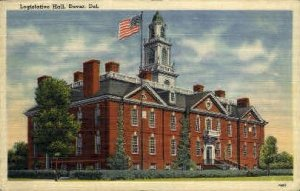Legislative Hall - Dover, Delaware DE