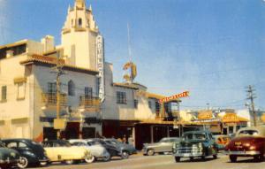 Tijuana Mexico~Avenue Revolucion~Caesar's Hotel & Cafe~1940-50s Cars~Woody