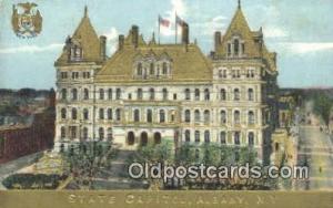 Albany, New York, NY  State Capital, Capitals Postcard Post Card USA  Albany,...
