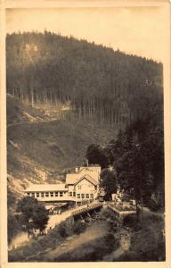 Hotel Romkerhall Zimmer mit fleissendem Wasser Garagen Postcard