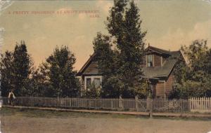 SASKATCHEWAN , Canada , PU-1910; A Pretty Residence at Swift Current
