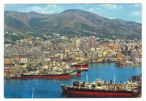 RP  GENOVA, Italy 40-60s   Harbour