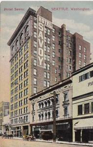 Washington Seattle Hotel Savoy