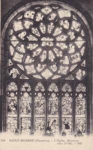 L'Eglise Maitresse, SAINT-HERBOT (Finistere), France, 1900-1910s