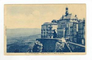 Hotel De Ville Et La Plaine Du Hamma, Constantine, Algeria, Africa, PU-1925