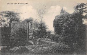 B92897 ruine van brederode netherlands