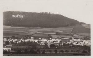 RP: Manětín , Czech Republic , 1910-30s