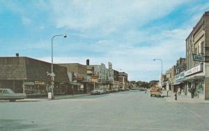 THIEF RIVER FALLS , Minnesota , 50-60s ; Main Street