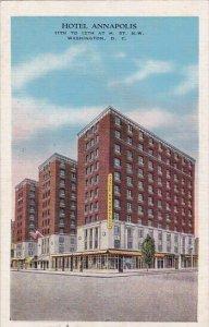 Hotel Annapolis Washington D C 1944