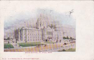 State Capitol Building St Paul Minnesota 1908