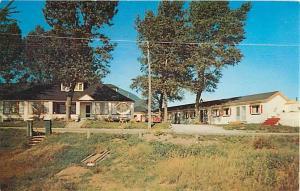 Motel Belle Plage Carleton Sur - Mer. Province Quebec Canada