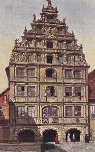 BRAUNSCHWEIG , Germany , 1909 ; Gewandhaus ; TUCK 631 B