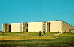 Mississippi Biloxi Keesler Air Force Base Modern Classroom