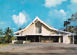 PIRAE-TAHITI , 50-70s ; Eglise Sainte-Trinite