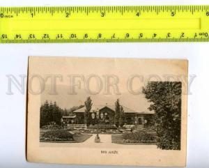 202212 Bosnia & Herzegovina Bad JLIDZE Vintage card